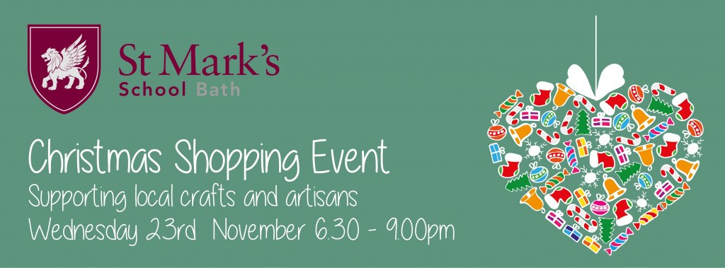 Christmas Shopping Event – Wednesday 23rd November