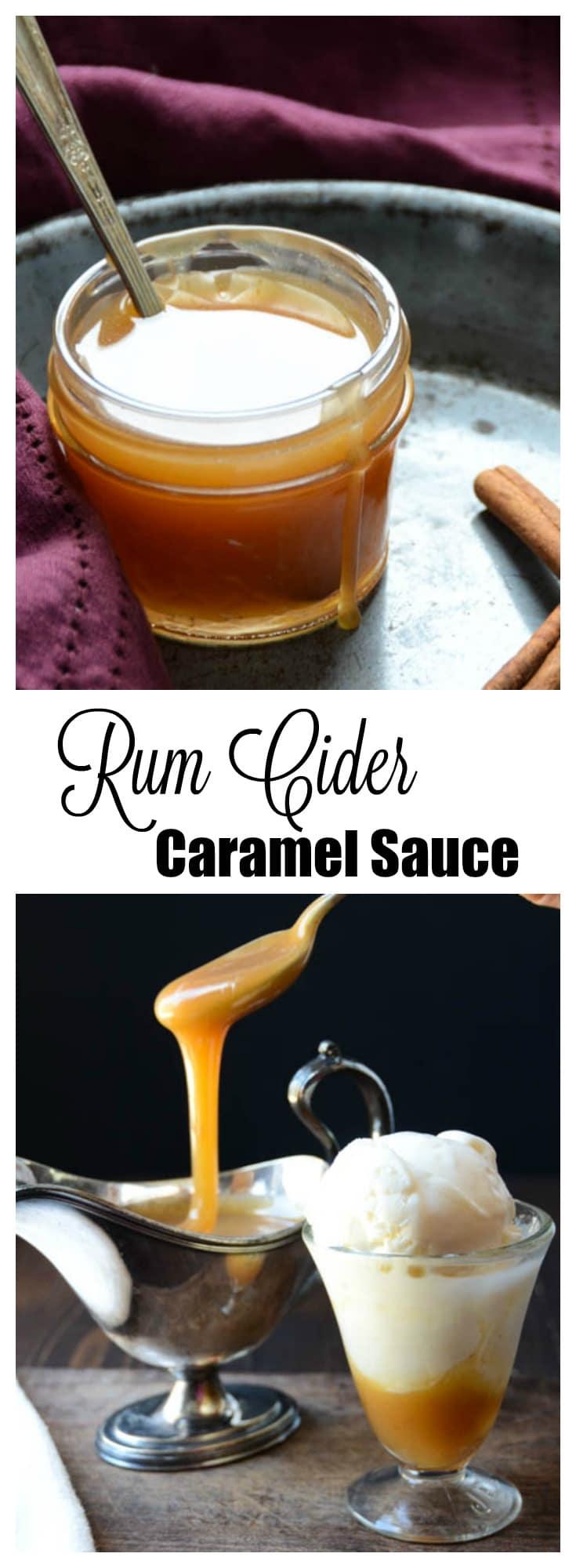 rum-cider-caramel-sauce