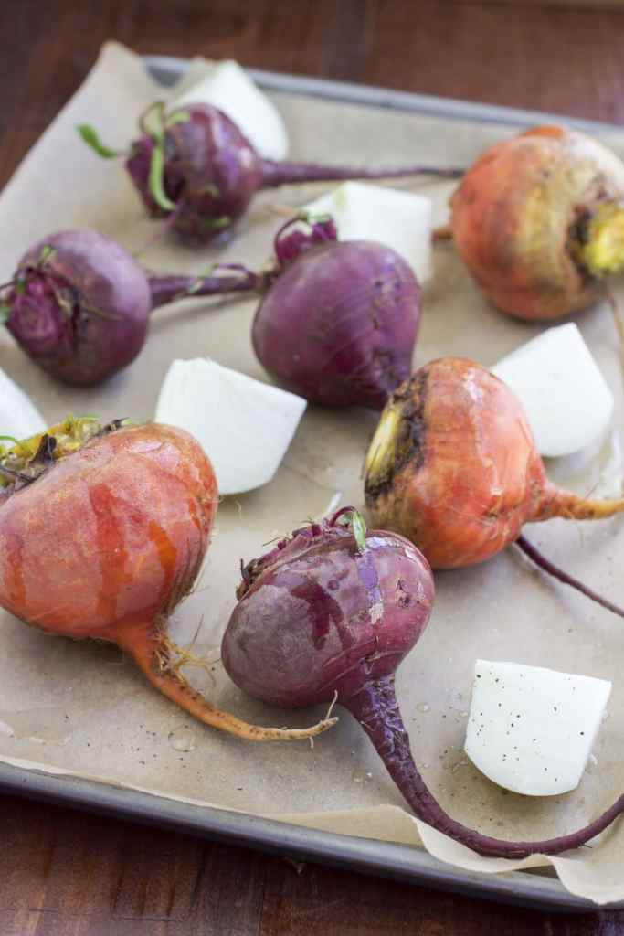 oh and the roasted onions i know onions are definitely