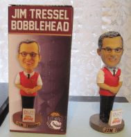 Jim Tressel bobblehead - mahoning valley scrappers - cleveland indians (2)