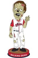 Zombie Bobblehead - Lowell Spinners - Boston Redsox