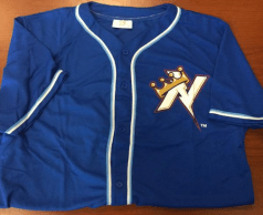 replica jersey royal blue - northwest arkansas naturals - kansas city royals