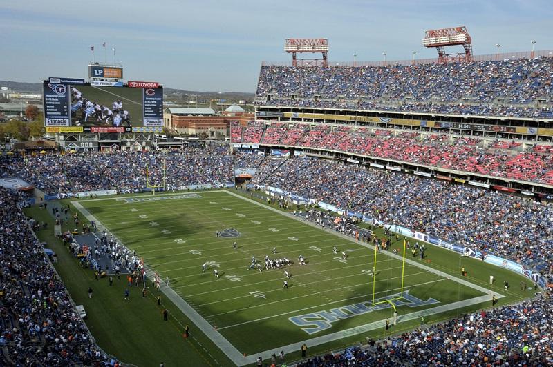Nissan Stadium, Tennessee Titans football stadium - Stadiums of Pro