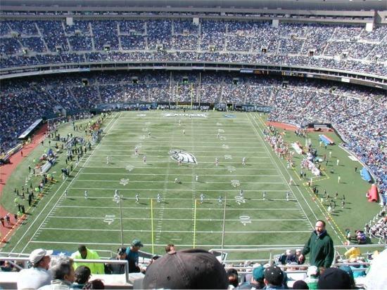 Veterans Stadium - History, Photos  More of the former NFL stadium