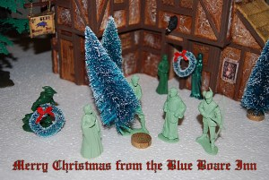 Merry Christmas_Blue Boare Inn