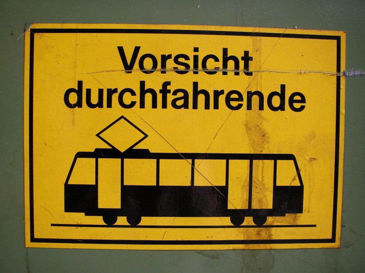 90 Jahre Straßenbahn in der Innenstadt