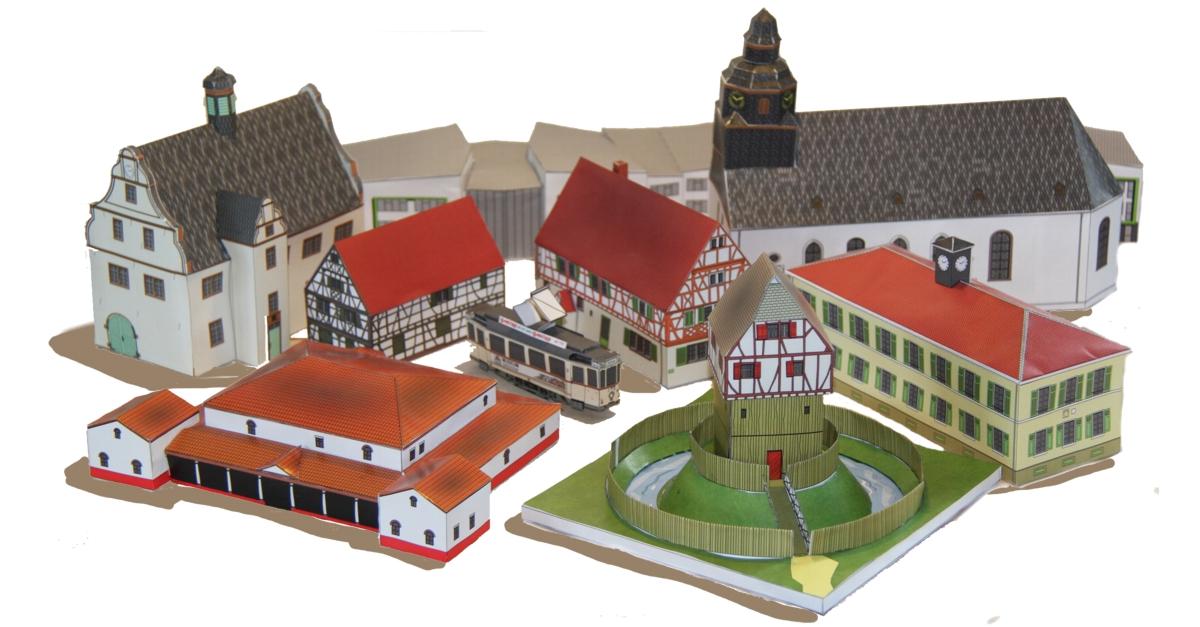 Modelle von Griesheim