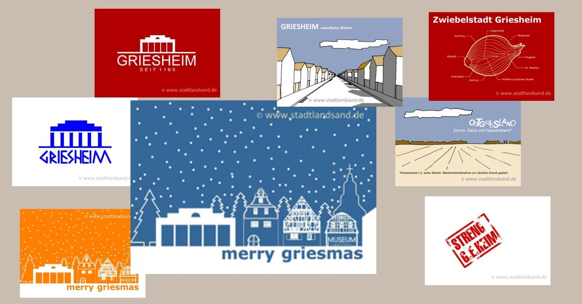 Griesheimer Postkarten