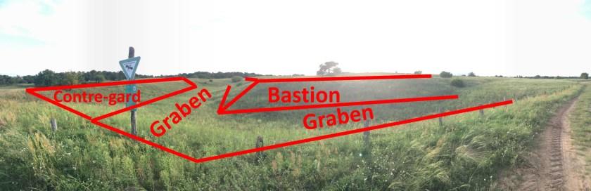 Bastion_griesheimer dünen_erklärung