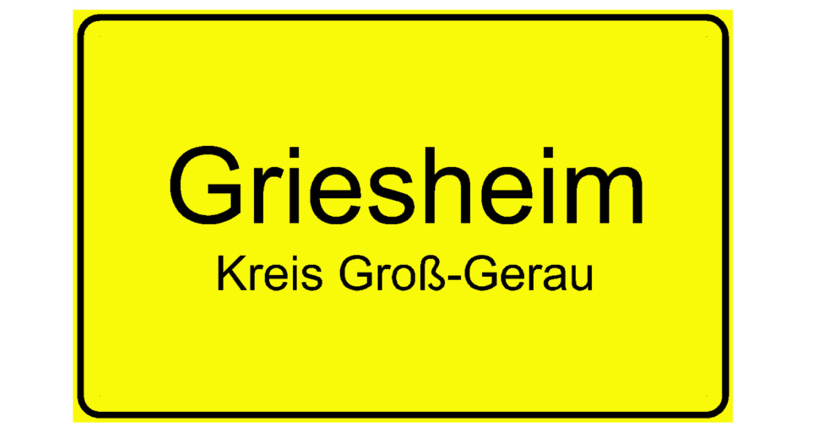 Griesheim, Kreis Groß-Gerau