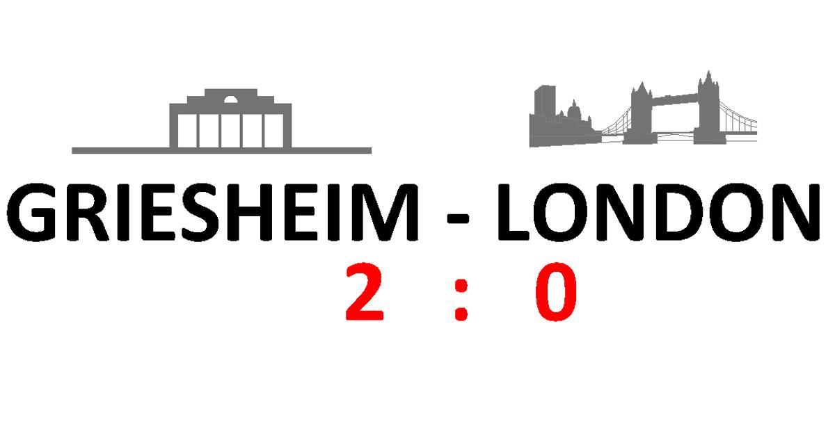Griesheim – London 2:0