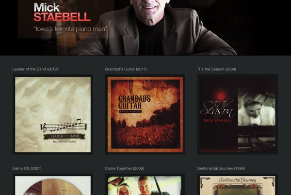 Staebell-Website