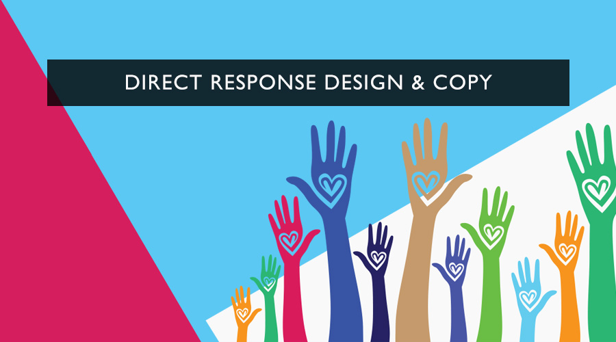 Direct Response Design  Copy Stafford Marketing