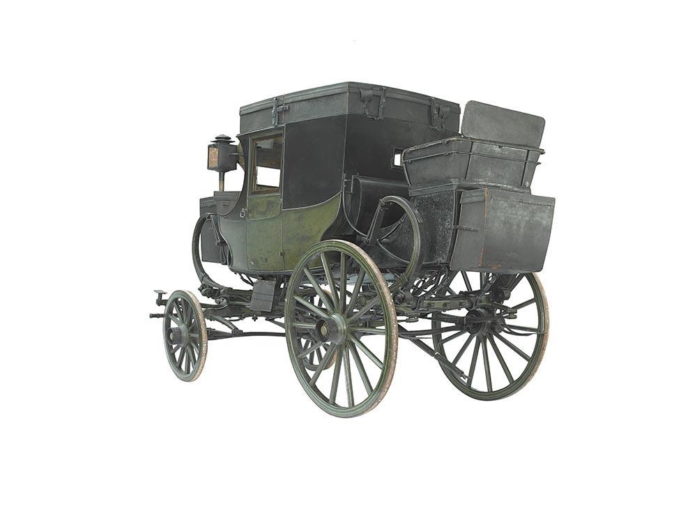 Britzchka Chariot \u2013 Staffordshire Carriages