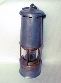 Sir Humphry Davy Lamp
