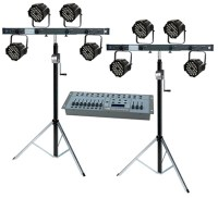 Portable LED Stage Stage Lighting Kits