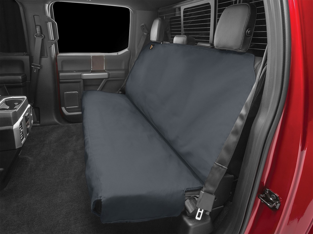 weathertech seat covers installation video