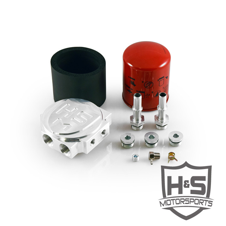 2011-2019 F250  F350 67L HS Motorsports Fuel Filter Conversion