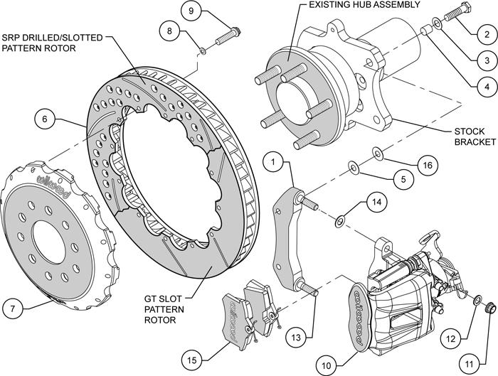 DS Motor diagram