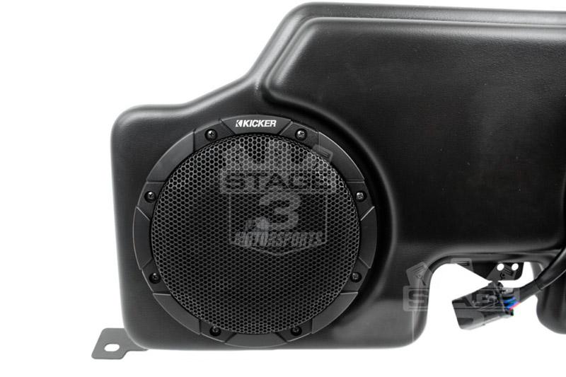 Kicker 15 Subwoofer Box Ivoiregion Jeep Wrangler Speaker System Also Cvr 12 4 Ohm Wiring Solo Baric L3 Ebay
