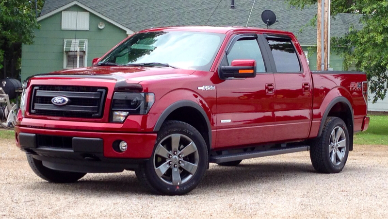 2014 F150 35L EcoBoost Information  Specifications