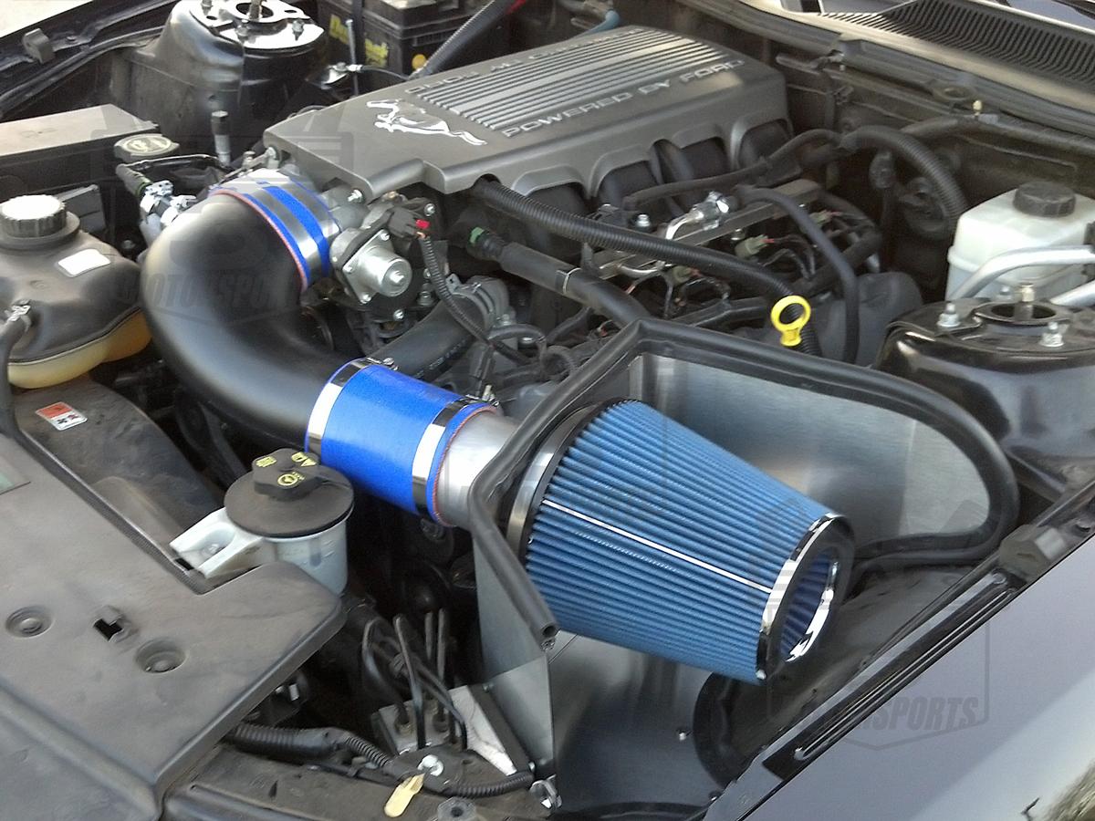 2005 2009 Mustang Gt 46l Steeda Proflow Cold Air Intake