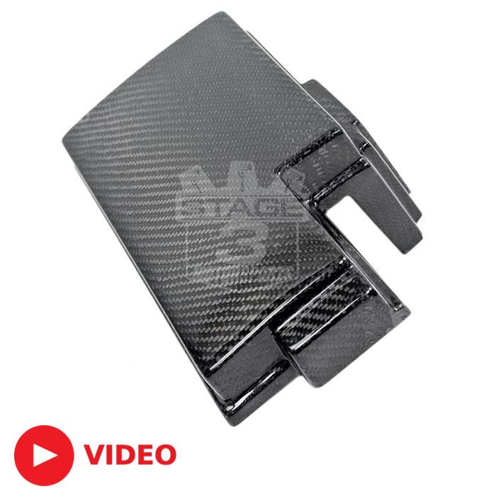 2015-2017 Mustang TruFiber Carbon Fiber Fuse Box Cover TC10026-LG241