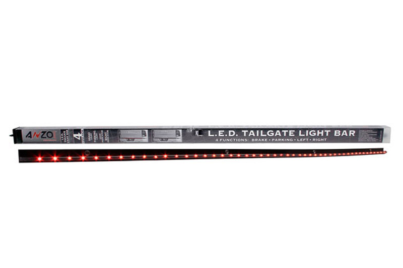 Anzo 60 Inch 4 Function LED Tailgate Light Bar 531045