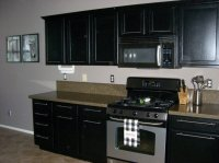 Painting Black Kitchen Cabinets - Home Furniture Design