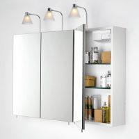 Bathroom Wall Cabinets with Mirrors - Home Furniture Design