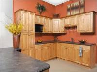 Kitchen Color Ideas with OAK Cabinets - Home Furniture Design