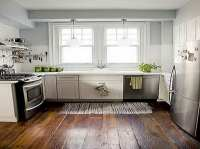 Kitchen Color Schemes with White Cabinets - Home Furniture ...