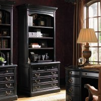 Lateral File Cabinet with Hutch - Home Furniture Design