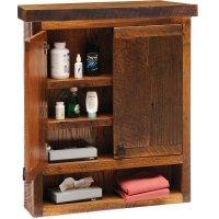 Rustic Bathroom Wall Cabinets - Home Furniture Design