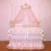 Baby Girl Crib Bedding Sets Pink - Home Furniture Design