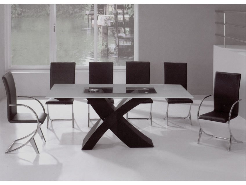 Contemporary Dining Room Table Sets Home Furniture Design