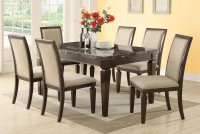 Marble Dining Room Table Sets - Home Furniture Design