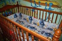 Star Wars Baby Crib Bedding Set