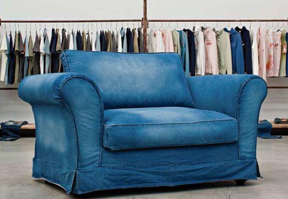 Blue Jean Sofa Covers