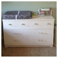 Nursery Dresser Changing Table - Home Furniture Design