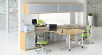 Two Person Office Desk - Home Furniture Design