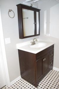 Bathroom Lighting over Medicine Cabinet - Home Furniture ...