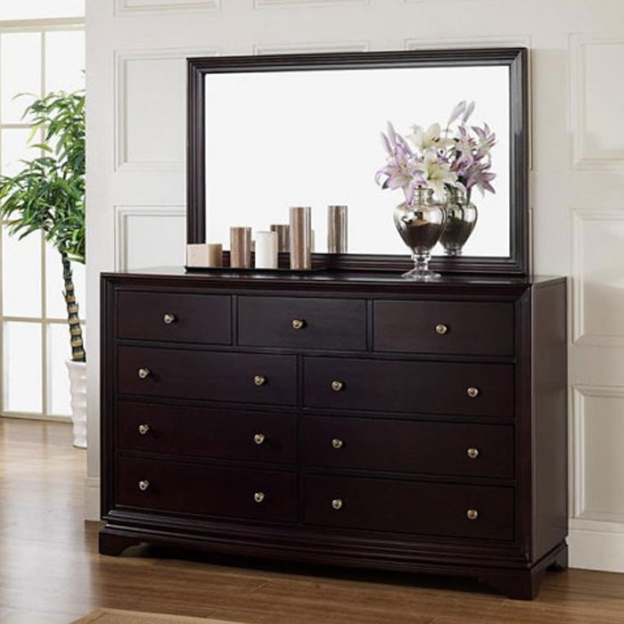 Cheap Dressers With Mirrors Cheap Black Dresser with Mirror - Home Furniture Design