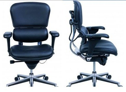 Ergonomic Leather Office Chair Home Furniture Design
