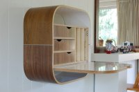 Fold Out Wall Desk - Home Furniture Design