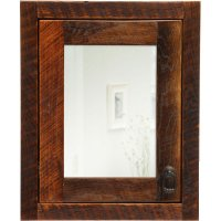 Rustic Medicine Cabinets for the Bathroom - Home Furniture ...