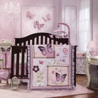 Butterfly Crib Bedding Sets - Home Furniture Design