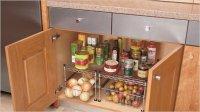 Kitchen Cabinet Storage Ideas - Home Furniture Design