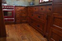 Quarter Sawn Oak Kitchen Cabinets - Home Furniture Design