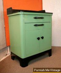 Vintage Metal Medicine Cabinet - Home Furniture Design